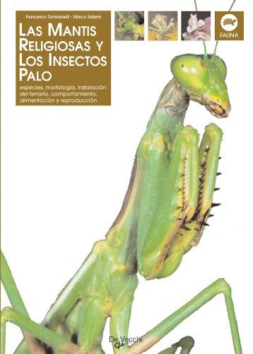 Descargar Libro Mantis religiosa (Animales) de Tomaselli