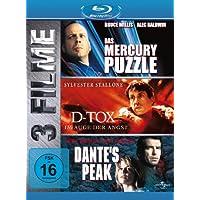Dante's Peak/Das Mercury Puzzle/D-TOX