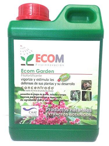 Ecom Garden Abono Bioestimulante Ecológico