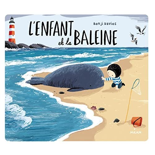 Coffret baleine - Benji Davies