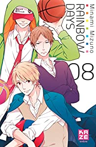 Rainbow days Edition simple Tome 8