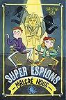Super espions malgré nous par Saba