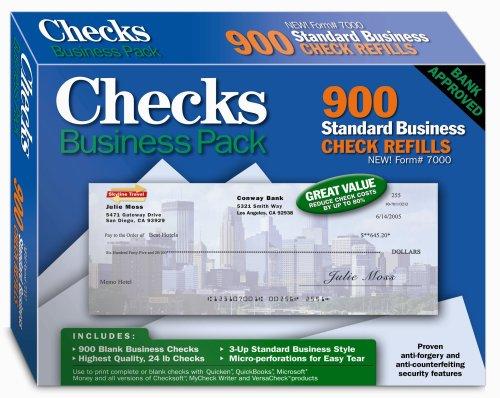 Checks - Business Pack