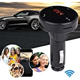 Creazy Wireless Car Kit MP3 Player Radio Bluetooth FM Transmitter SD USB Charger Remote