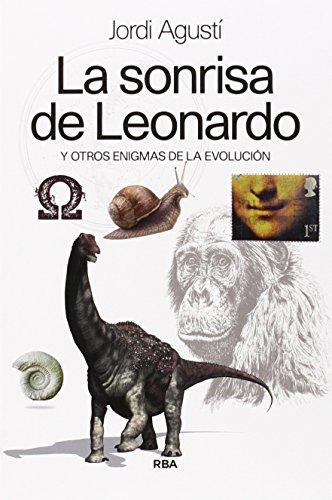 La sonrisa de Leonardo por Jordi Agustí Ballester