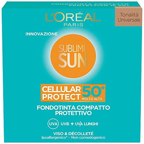 L'oréal paris cellular protect protezione ip 50+