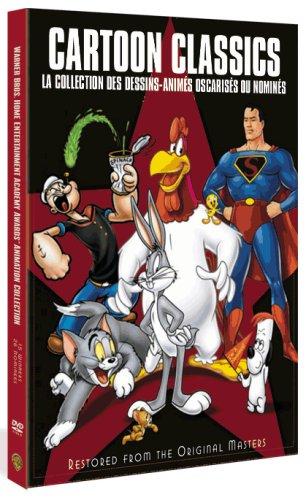 La Collection des dessins-animés Warner Bros nominés et récompensés aux Oscars