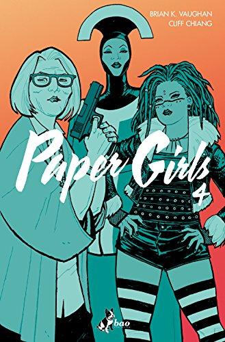 Paper girls: 4