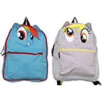 My Little Pony Derpy and dash Adjustable Backpack