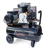 KnappWulf Kompressor Luftkompressor KW3150 mit 50L Druckbehälter 240L/min 230V 10bar