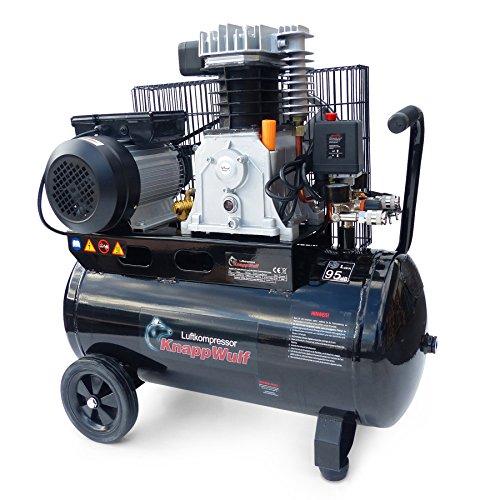 Knapp Wulf Compresor Aire Compresor kw3150con 50L Impresión Depósito 240L/min 230V 10bares