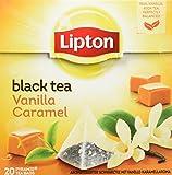 Lipton Schwarzer Tee Vanille Karamell Pyramidenbeutel