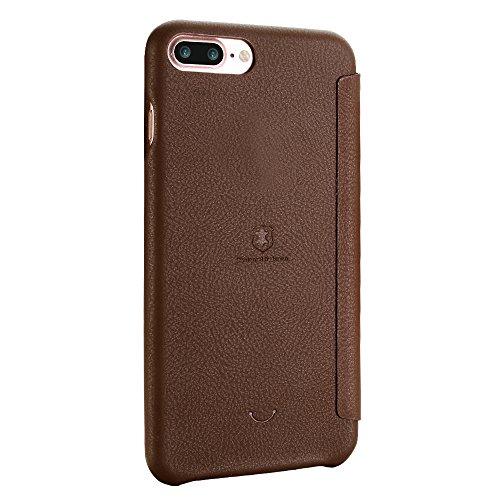 custodia portafoglio slim per iphone 8 plus