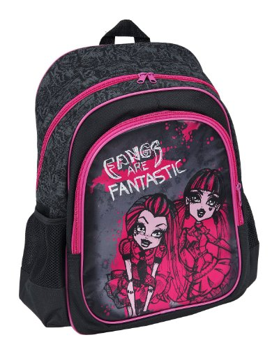 Imagen de undercover  escolar, monster high, rosa rosa, mh13761