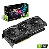 ASUS ROG STRIX NVIDIA GeForce RTX 2070 8G Gaming Grafikkarte (PCIe 3.0, 8GB DDR6 Speicher, HDMI, Displayport, USB Type-C)