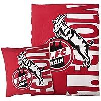 1. FC Köln Bettwäsche/Biberbettwäsche ** Logo Biber **
