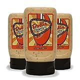 Dollie Sauce 3er Pack Dolliesaus - die ultimative BBQ Sauce