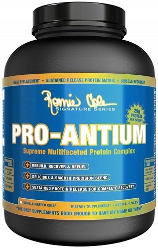 Pro-Antium, Strawberry Shortcake - 2200 grams by Ronnie Coleman mm by Ronnie Coleman