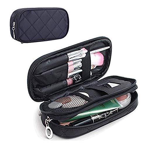 Kosmetiktasche, Home-Neat Schminktasche, One-Step Organizer MakeUp Tasche Kosmetikbeutel für Lazy Damen -