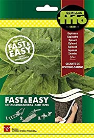 Fito Fast & Easy Spinach Seeds