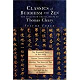 Classics of Buddhism and Zen, Volume 3: The Translated Works of Thomas Cleary (2001-12-11)