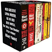 Hilary Mantel Collection (Six book set) by Hilary Mantel (2013-11-14)