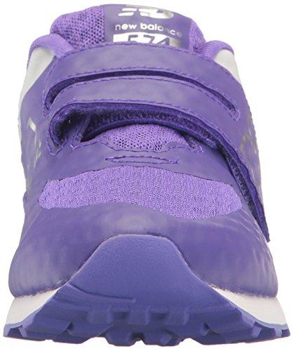New Balance KV574ADI, Scarpe da Ginnastica Unisex-Bambini Viola (Bleached Violet)