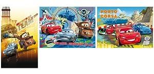Clementoni 25177.3 Multimedia Cars 2 - Puzzles (3 unidades, 48 piezas)