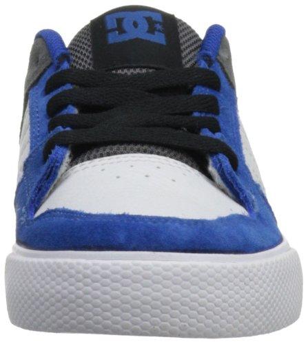 DC CHASE 320233A-BGC, Scarpe da skateboard Unisex bambini Blu (Blau (BLUE/GREY))