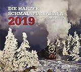 Die Harzer Schmalspurbahnen 2019: Kalender 2019