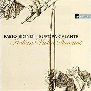 sonates italiennes pour violon (Italian Violin Sonatas)