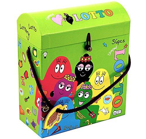 Lotto-zeichen (Barbo Toys–2351–Barbapapa Lotto Spiel)