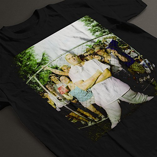 Eminem Crowd Women's T-Shirt Black