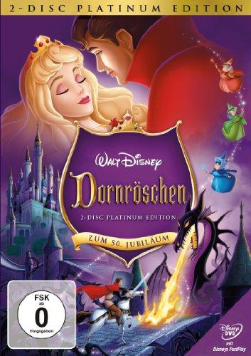 Dornröschen - Zum 50. Jubiläum (Platinum Edition) [Limited Special Edition] [2 DVDs] [Limited Edition]