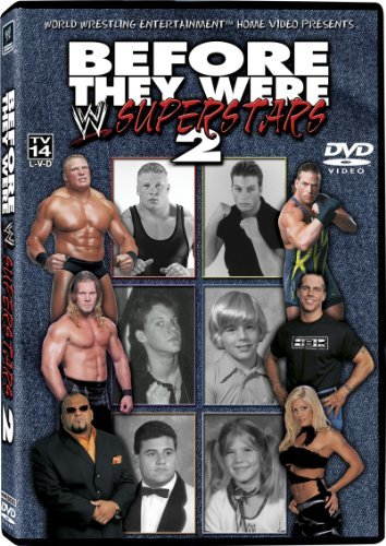 Before They Were WWE Superstars 2 by Chris Jericho