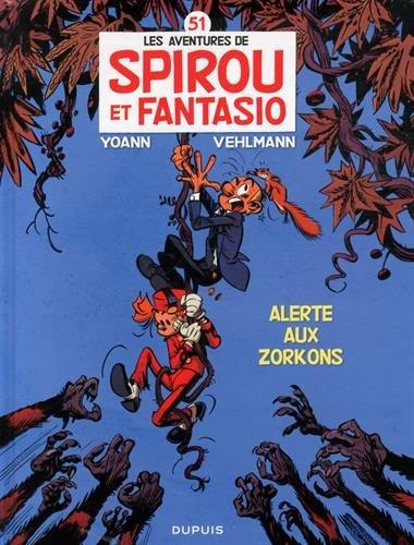 Les Aventures de Spirou et Fantasio, Tome 51 : Alerte aux Zorkons : 48h BD 2015
