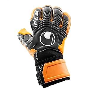 Uhlsport ergonomic absolutgrip gants de gardien de but hN Noir Noir/orange 6