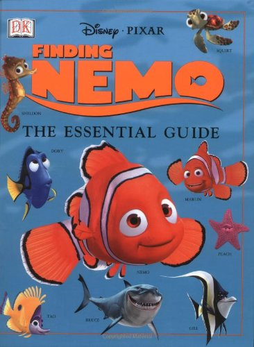 Click for larger image of 'Finding Nemo': The Essential Guide (DK Essential Guides)