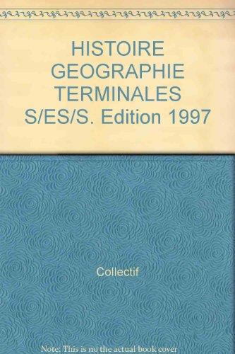 Annale, numéro 48, Bac : histoire-géographie L, ES, S, sujets seuls, 1997