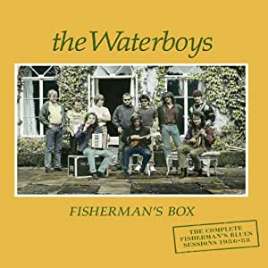 Fisherman's Box: The Complete Fisherman's Blues Sessions 1986-88 (Deluxe Edition) [7 CDs + 1 LP] [Vinyl LP]