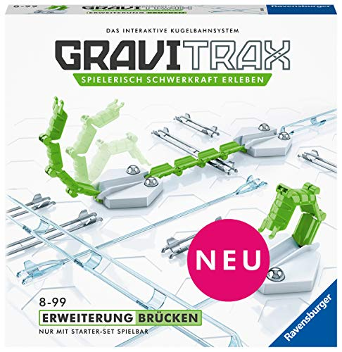51UFM5xKIXL - GraviTrax 26120 Brücken, Mehrfarbig
