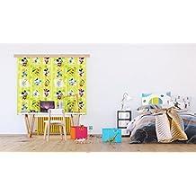 suchergebnis auf f r mickey mouse gardinen. Black Bedroom Furniture Sets. Home Design Ideas