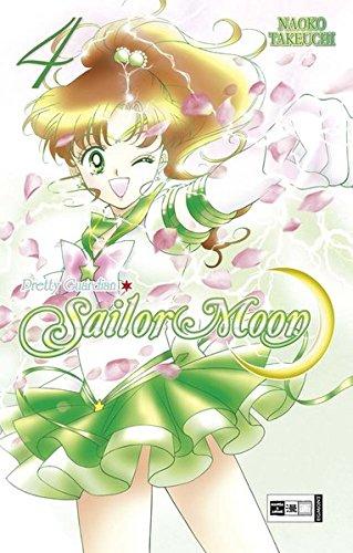 Pretty Guardian Sailor Moon 04 (Moon Manga Sailor)
