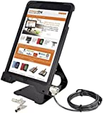 armourdog® swivel and tilt security mount / stand for Apple iPad Air 1/2. Comes with security lock and cable