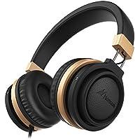 Honstek A5 Stereo On-ear Cuffie, ad alta definizione audio con