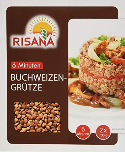 Risana  Buchweizengrütze, 6er Pack (6 x 200 g) -