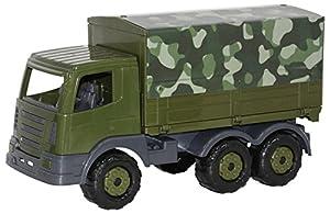 Polesie Polesie49148 - Juguete de Lona supermilitar para camión