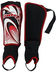 Manchon Wintex Rouge Manche Protecteur Poids Léger Pvc Incassable Coque Hockey Cheville