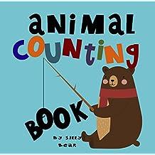 Animal Counting Book (English Edition)