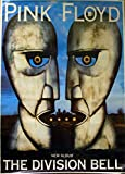 Pink Floyd The Division Bell UK Giant Promo poster (140 X 100)